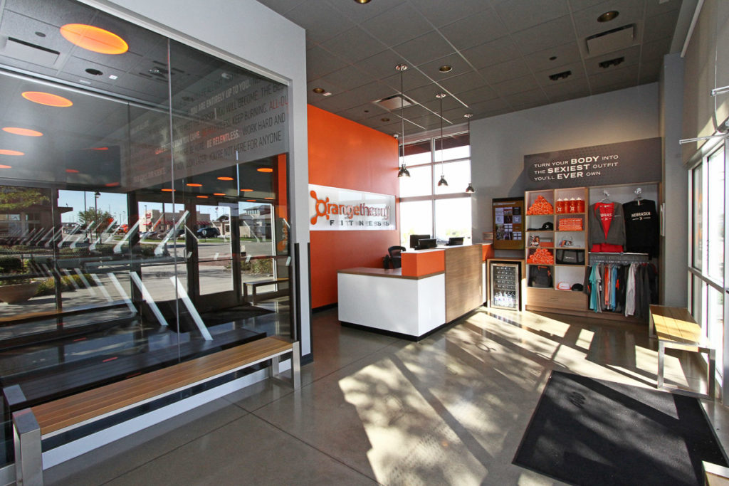 Orange Theory - Brester Construction